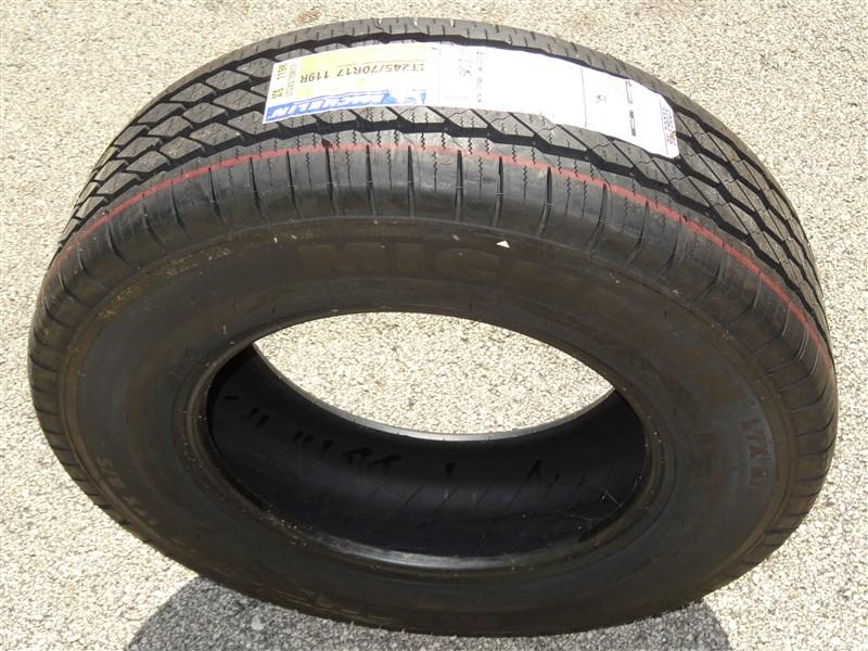 E Rated Tires NOS Michelin Truck Tir...