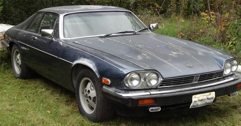 1987 Jaguar Xjs V12 Parts Car As Is Ebay