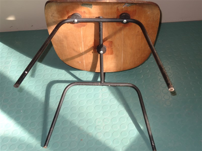 Herman Miller DCM Molded Plywood Eames Chair AS IS